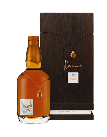 Benromach 1974 - 41 Year Old Scotch Whisky