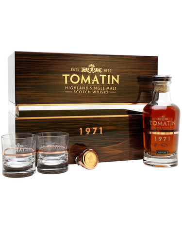 Tomatin Warehouse 6 Collection 1971