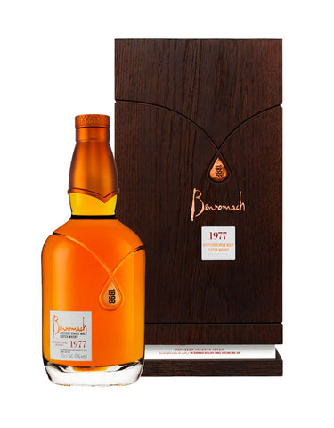 Benromach 1977 - 39 Year Old