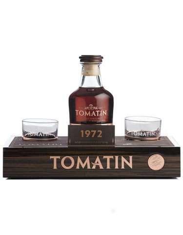 Tomatin 1972 Warehouse 6 Collection (41 Year Old)