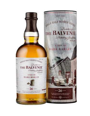 Balvenie 26 Year Old A Day Of Dark Barley