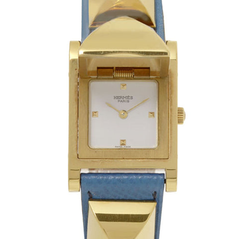 Hermes Blue Medor Watch