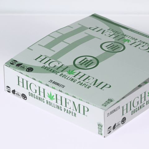 High Hemp Organic King Rolling Paper