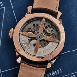 Luxury Limited Watch Rose Gold