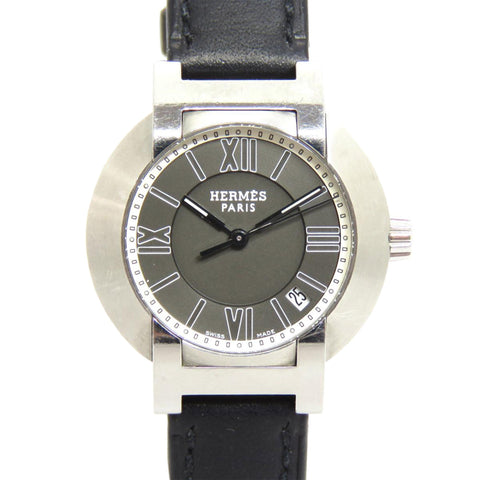 Hermes Silver Nomade Watch