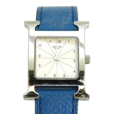 Hermes Blue H Watch