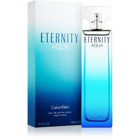 Eternity Aqua For Women By Calvin Klein Eau De Parfum Spray