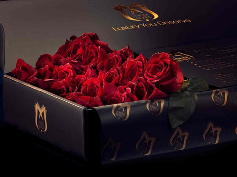 Billionaire Red Roses