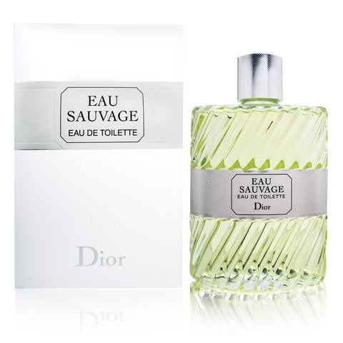Dior Eau Sauvage For Men By Dior Eau De Toilette Spray 3.4 oz