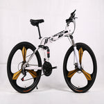 "Bicycles for adults Hydraulic disc brake velo classic bicycle MTB cycle 2019 26"" 29 bicycle aluminum sport folding bike 27.5"