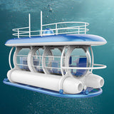 2019 New semi submarine boatsightseeing submarine yacht