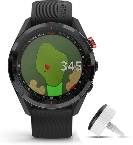 Approach S62 Bundle, Premium Golf GPS Watch