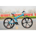 bicycle folding mountain bike full suspension mountain bike
