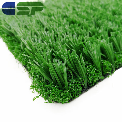 Artificial grass for soccer grass fields