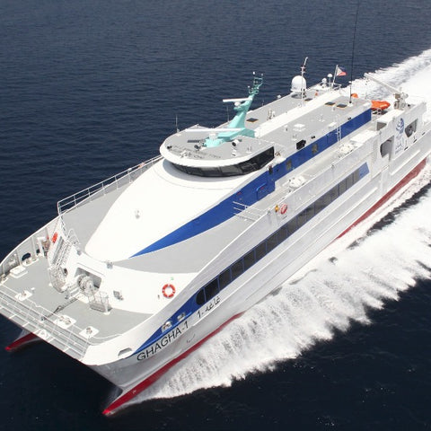 42m High speed Passenger catamaran passenger boat/passenger ferry ship