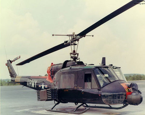 Upgraded Iroquois Helicopter UH-1