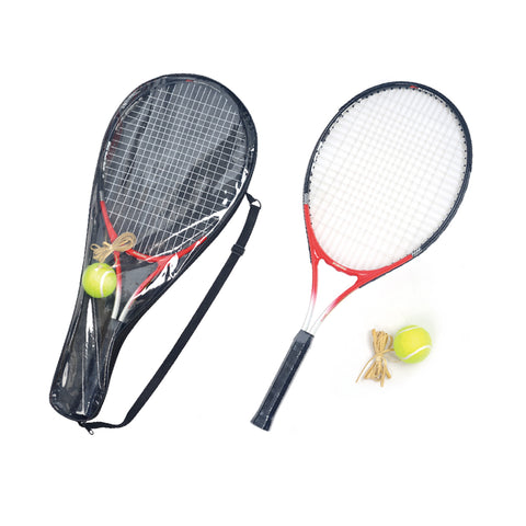 Winmax high quality aluminium alloy racket wholesale price tennis racket with bag and tennis ball