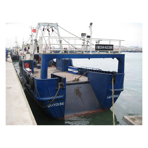 42m steel fishing trawler with stern ramp deep ocean fishing boat longline fishing vessel for tuna