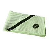 Factory Wholesale Customized Size Texture Fabric Golf Towel Microfiber Sport Waffle Towels