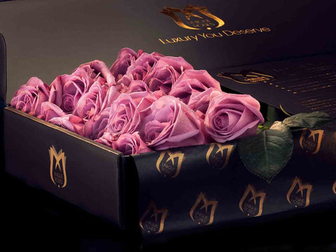 Billionaire Purple Roses
