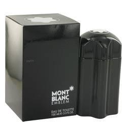 Emblem For Men By Mont Blanc Eau De Toilette spray 3.4 oz