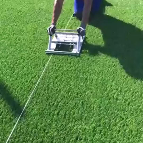 Soccer Grass Line Cutter for Artificial White Grass Marking Line