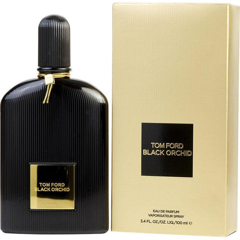 Black Orchid For Men By Tom Ford Eau De Parfum Spray 3.4 oz