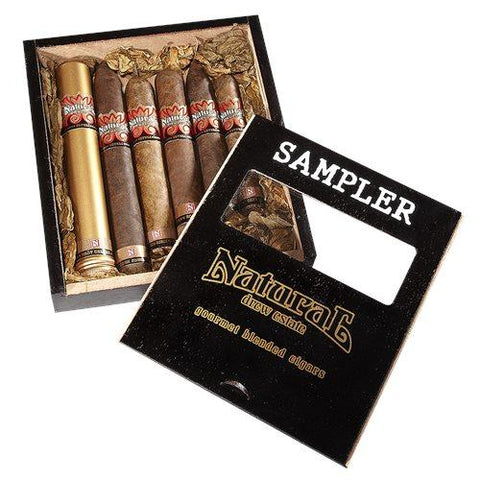 Natural 6ct Sampler