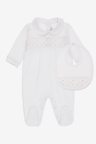 Babycottons 2-piece Footie Playsuit Baby Set