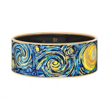 Luxury Frey Wille Hommage A Vincent Van Gogh - Donna Bangle - Eternite
