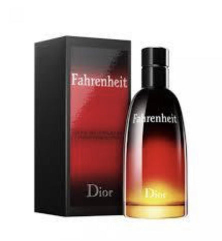 Fahrenheit For Men By Dior Eau De Toilette Spray 6.7 oz