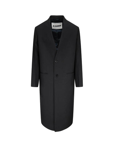 High-Quality Sharp Serge Coat