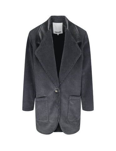 High-Quality Corduroy Coat