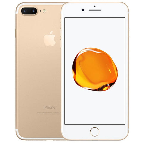 Unlocked Original Apple iPhone 7 Plus / iPhone 7 Quad-core Mobile phone 12.0MP camera 32G/128G/256G Rom IOS Fingerprint phone