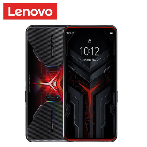 "Brand Lenovo Legion pro 5G Gaming Smartphone 512GB 16GB 6.65"" Snapdragon 865+ Octa Core 64MP 5000mAh NFC 5G Game Mobile Phone"