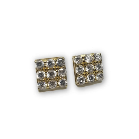 Luxury Style Earrings en or 10k pour homme