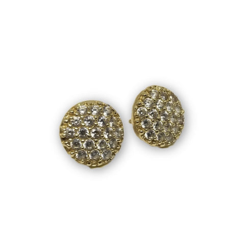 Luxury Style Earrings en or 10K Cristalliser