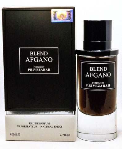 Blend Afgano for Men by Privezarah Eau de ParfumSpray 2.7 oz