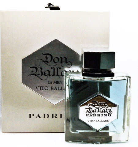 Don Ballare for Men by Vito Ballare Eau de Toilette Spray 3.4 oz
