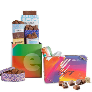DELIGHT MEDIUM & 18 PRALINES