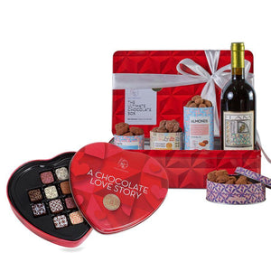 Celebrating love & WINE flam classico
