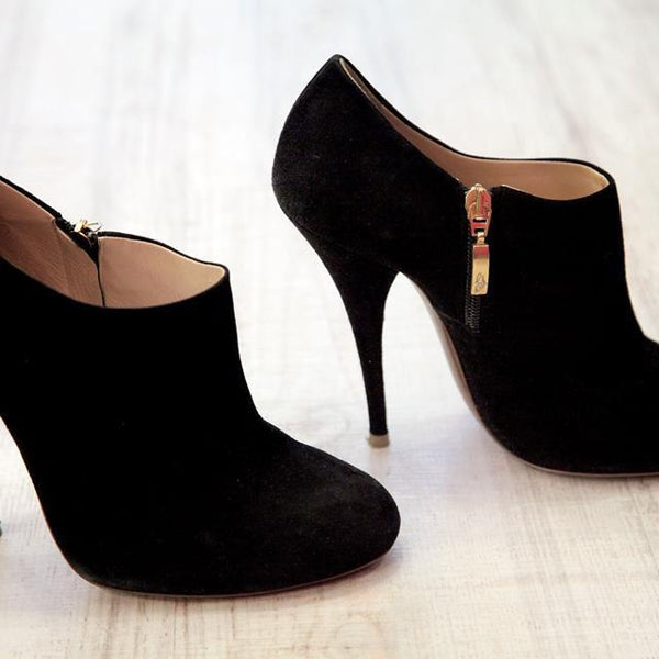 Black High Heels Shoes / Crne Cipele Na Štiklu