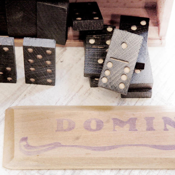 Vintage Domino Game