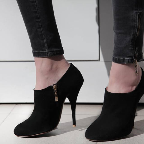 High Dream / Black Heels Shoes
