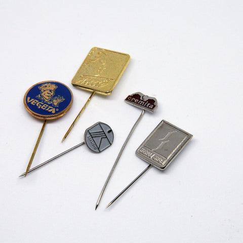 Vintage Pin Badges