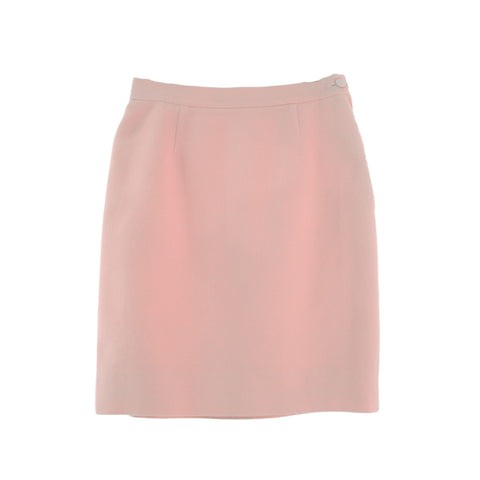 Pink Vintage Mini Skirt by Alberta Ferretti