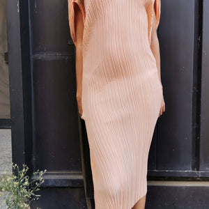 Bojana Jovanovic Pleated Dress
