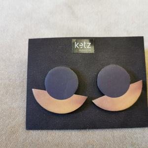 Handmade Earrings by Designer Ketz