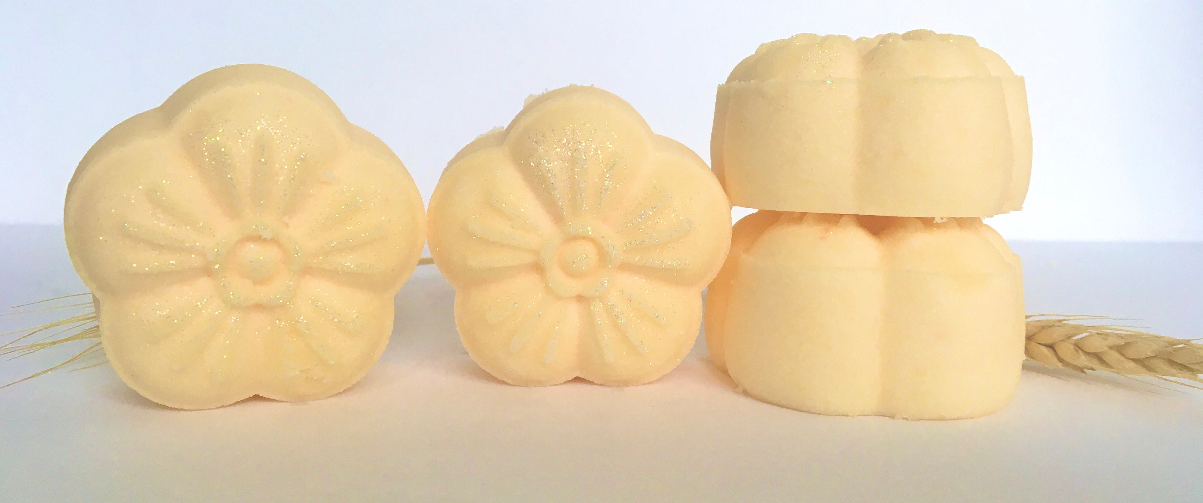 Sweet Orange Clove Shower Steamers | Mood Enhancing - 4 pack | 8 pack