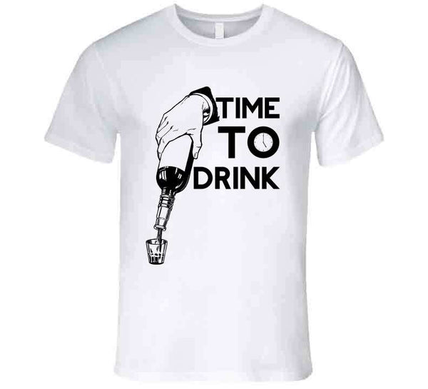 Drink Up T Shirt